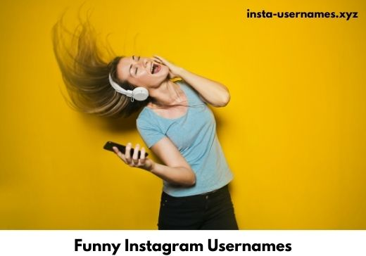 Funny Instagram Usernames